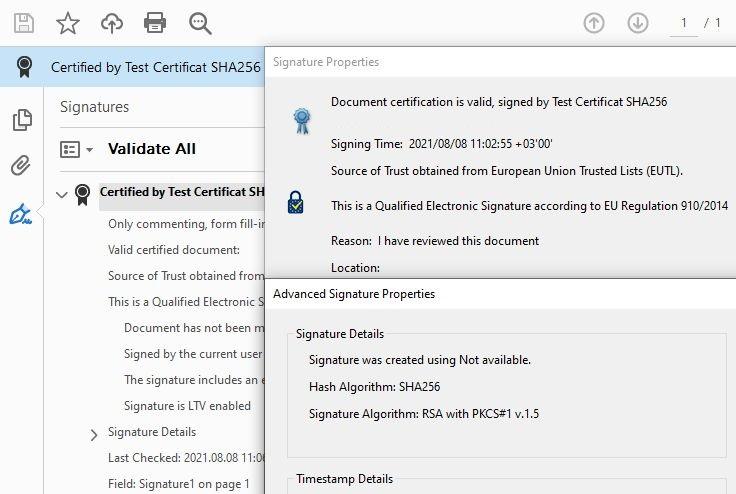 Pdf Signer Digital Signature Software